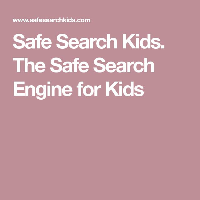 """Safe Search Kids. The Safe Search Engine for Kids (saved this because of the linked articles, did one basic search on this """"safe"""" search engine and on the very first click, had side articles that I don't consider safe.)"""