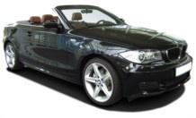 Sportlich, kompakt und Frischluft-Feeling bietet dieses Kompakte BMW Cabrio. Mit seinem leisen und kompakten Stoffverdeck macht dieses Cabrio eine schlanke und elegante Figur. Von Benziner bis Diesel Motoren bietet dieses Modell einen Fahrspaß an der Sonne.