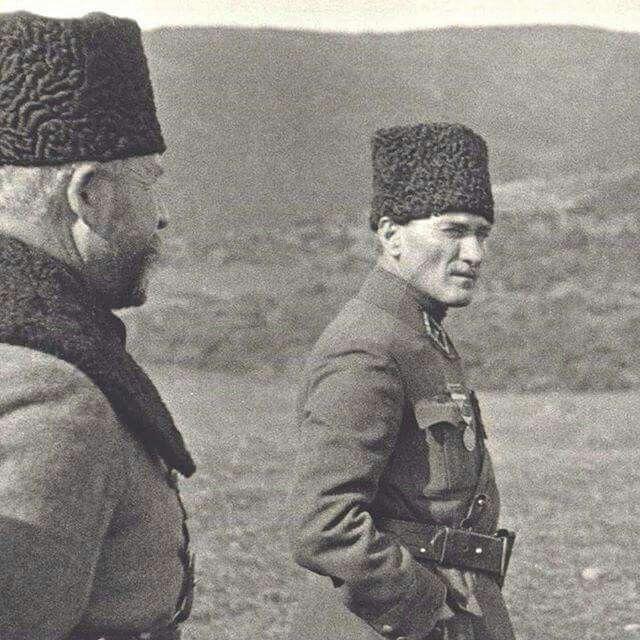Gazi Mustafa Kemal, August 26, 1922, Kocatepe