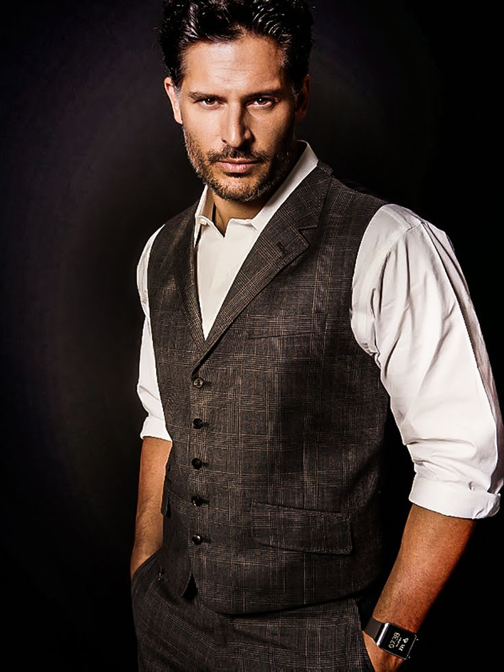 Joe Manganiello...those eyes and lips...sigh...