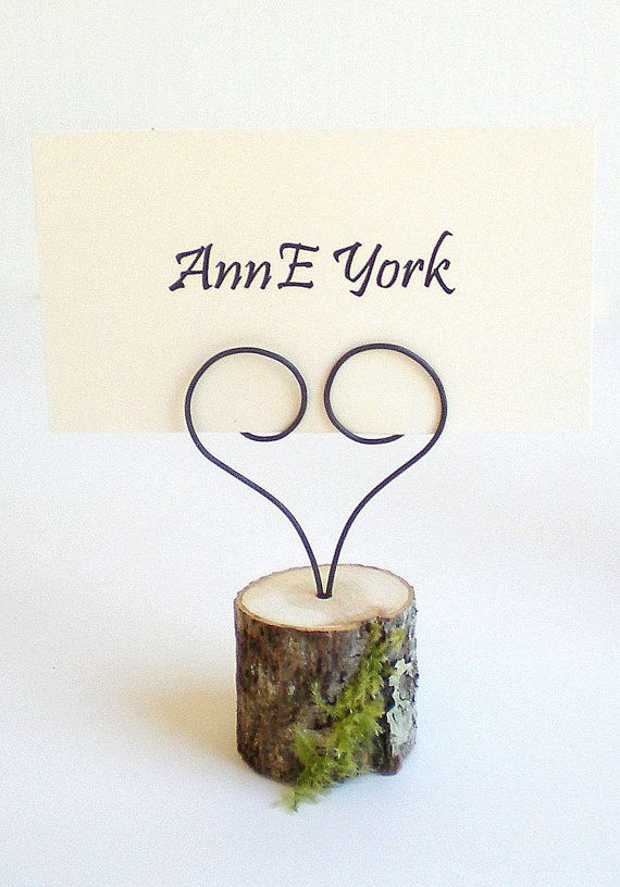 place card holders heart guest card holders card by 225 place card