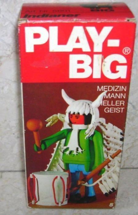 Play-Big Indianer Medizin Mann Heller Geist Indian