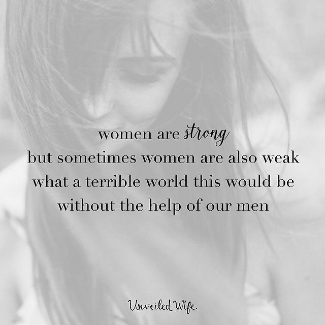 Quotes About Love  Im Just Going To Say It: Women Are (Unveiled Wife)