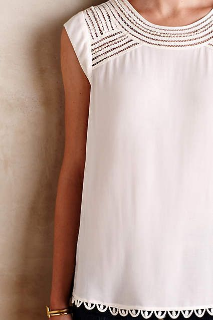 I have never been able to find a perfect white shirt in short or long sleeved. They are always too sheer (see through). I also need them to flow and skim correctly and be long without looking like a tent.