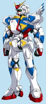 The GPB-X80 Beginning Gundam is a prototype close combat mobile suit featured in Model Suit Gunpla Builders Beginning G original video animation. It is piloted by Gunpla builder Haru Irei in the anime and in the side stories by Takeru Nekki and Shingo Asume.