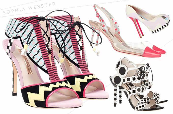 ソフィア・ウェブスターが提案するアバンギャルドな美の世界   靴からはじまるスタイルWEBマガジン ShoeCream (シュークリーム)