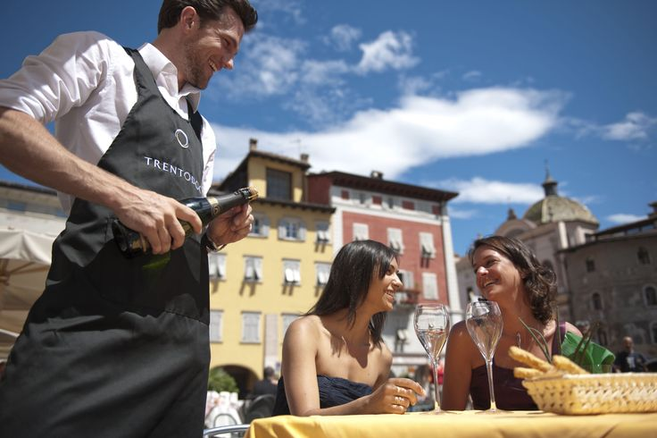 Piazza Duomo a Trento, Trentino - Alto Adige #trentinocharme #italianlifestyle #ferrari #bollicine #charmeholiday