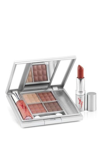 Perfect Fit Eye & Lip Collection - Classic Shades by ybf Cosmetics on @HauteLook