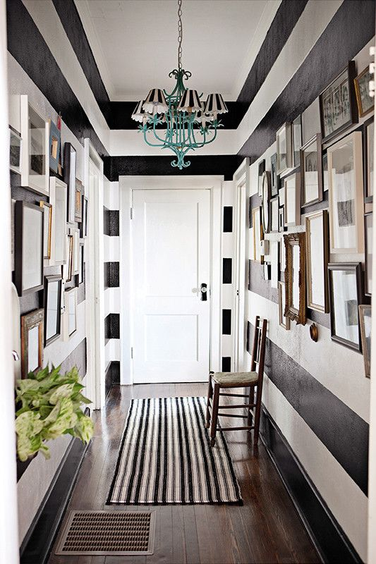The Top 10 Decorating Ideas to Steal from the Fabulous Beekman Boys : contemporary hallway decorating ideas - www.pureclipart.com