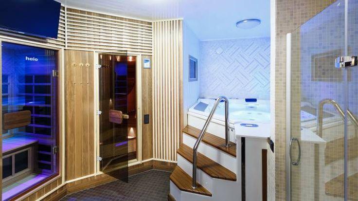 Дом в г.Калининграде: Спа, бани, сауны в Тропический. Автор - AGRAFFE design