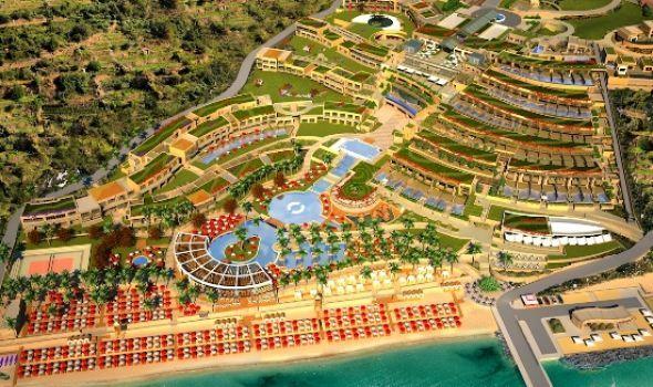 Ανοίγει φέτος στην Ελλάδα το ξενοδοχείο που θέλει να γίνει το κορυφαίο στον κόσμο! Δείτε πού και θαυμάστε το! (PHOTOS)