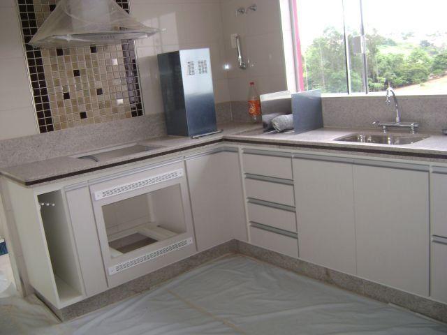 Resultado de imagem para cozinhas planejadas pequena em l - Reformas casas pequenas ...