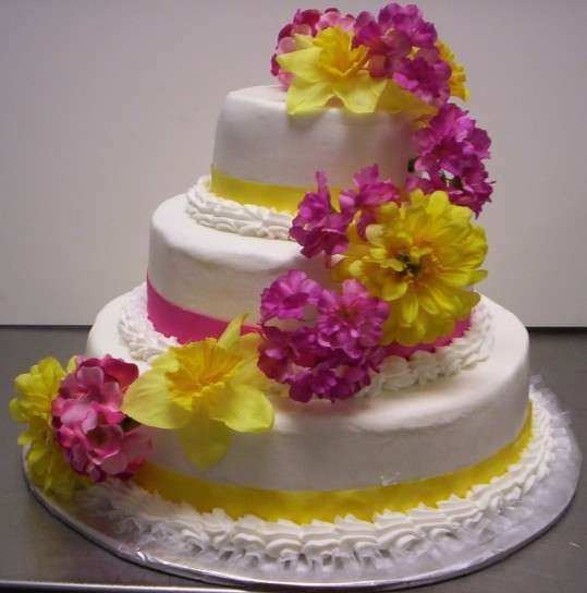 Tartas de boda de varios pisos: Fotos de modelos  (7/20) | Ellahoy