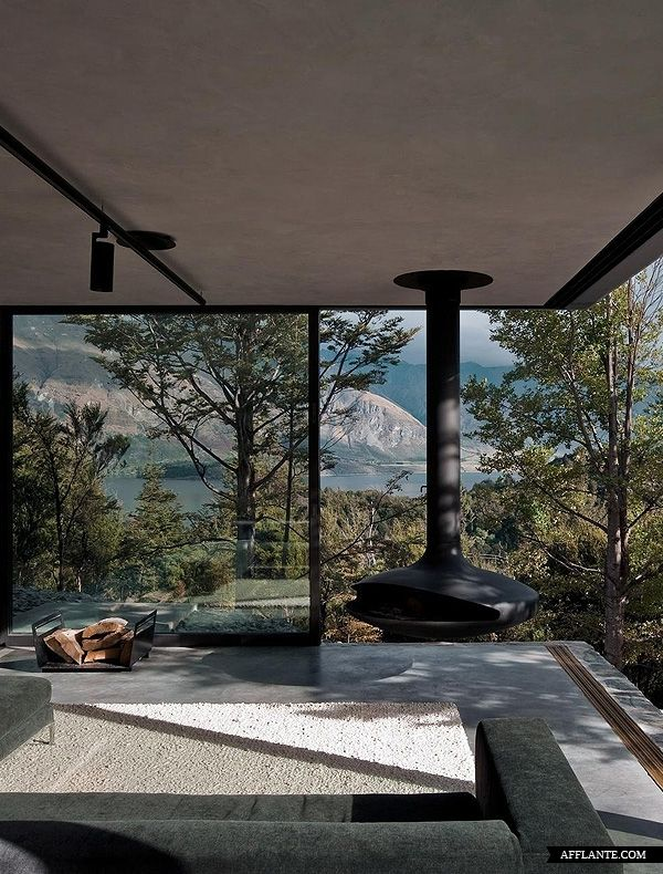 Mountain Retreat : Fearon Hay Architects