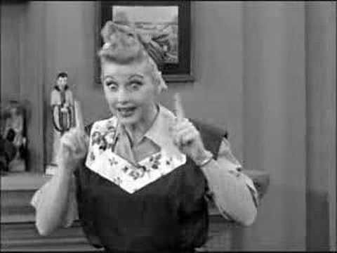 Youtube i love lucy sex scene