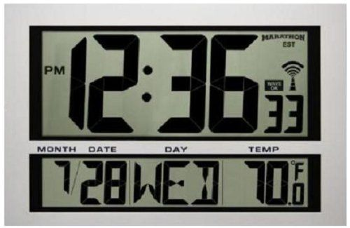 1000 Images About Large Digital Wall Clock On Pinterest