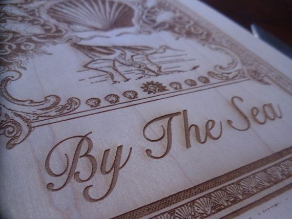 Epic Cutting Board Engraved Beach Style Kitchen Decor By by MossyHoller