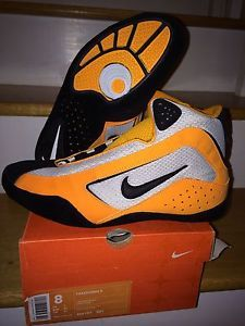 These are sweet!   Rare Nike Wrestling Shoe