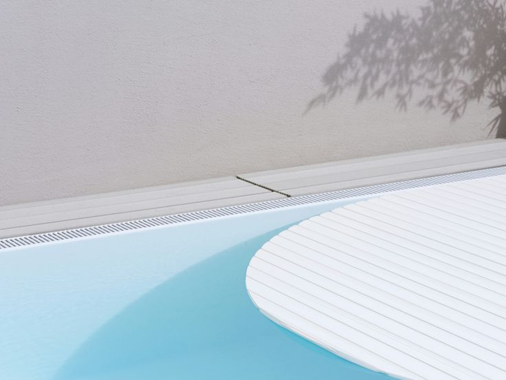 PVC Swimming pool cover COVREX by REHAU