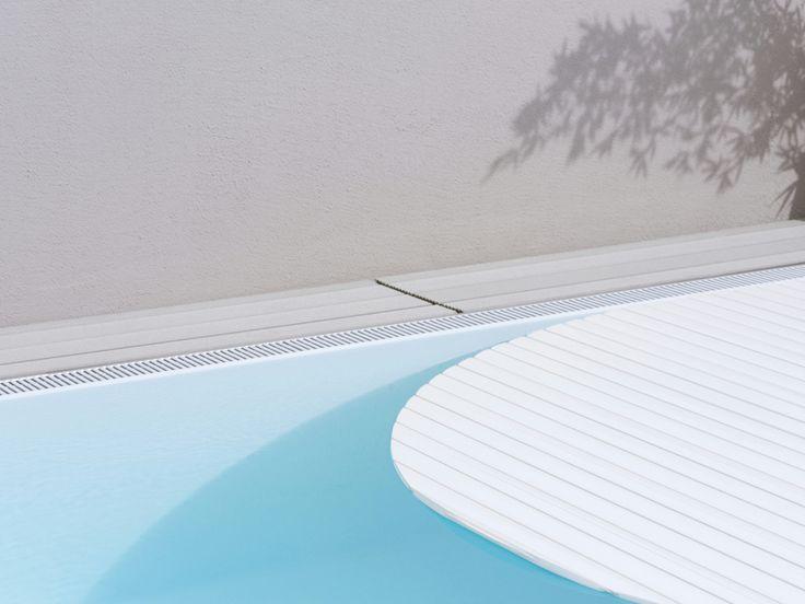 PVC Swimming pool cover COVREX by REHAU