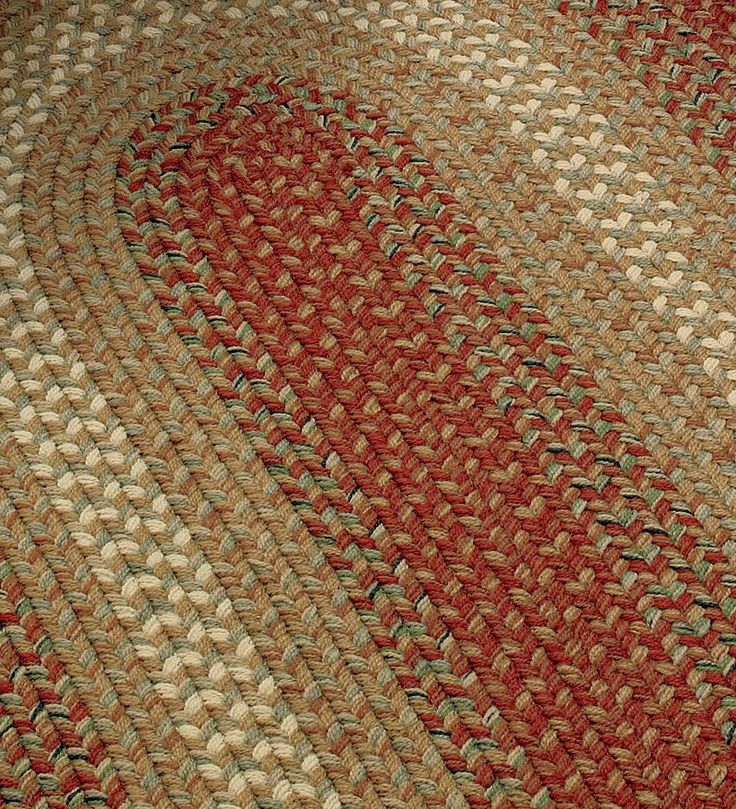 Indoor/Outdoor Polypropylene Braided Rugs, Chair Pads And Stair Treads Are  Crafted For Us