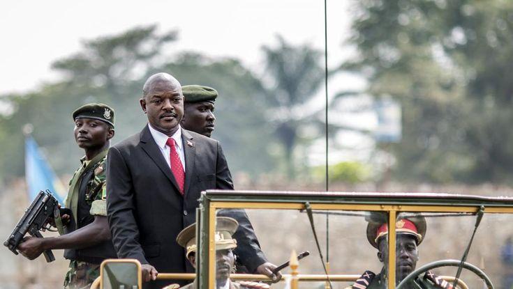 Burundi: passe d'armes politique entre Bujumbura et la Communauté est-africaine - août 2015