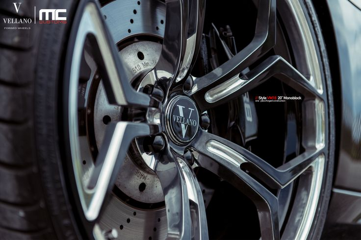 Vellano Wheels Presents VM18 lightweight Monoblock