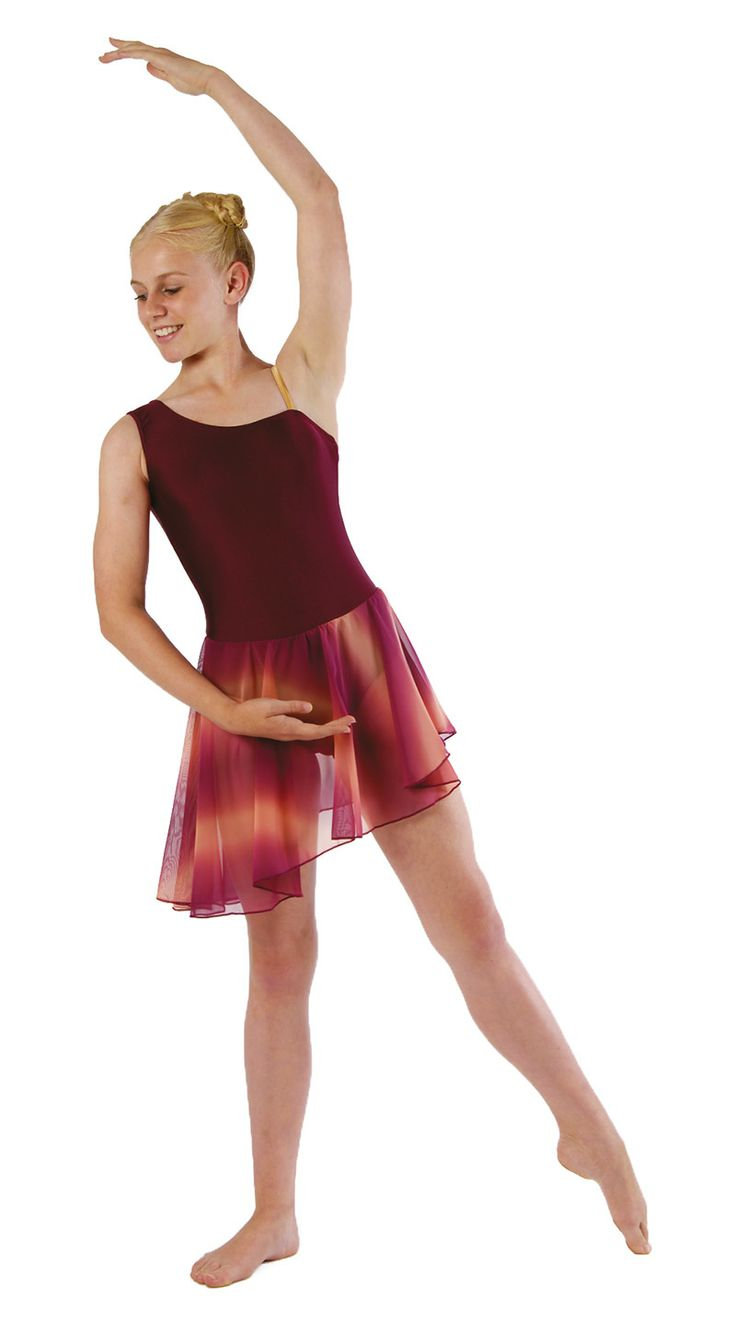 Whisper has to be one of our favourite lyrical costumes. We added a tan thin strap to this one as we wanted to keep it looking delicated and graceful.