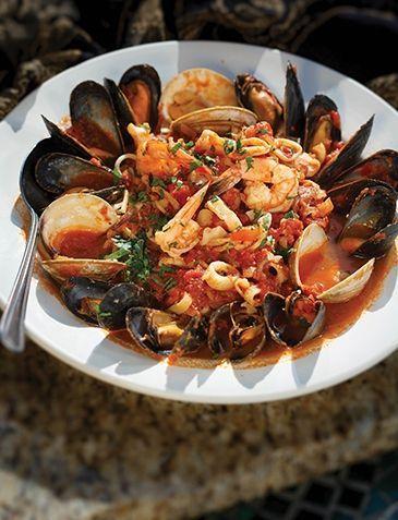 Italian Seafood Restaurant