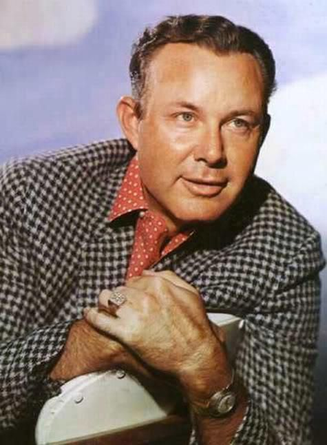 JIM REEVES, country singer who marked the country music industry.