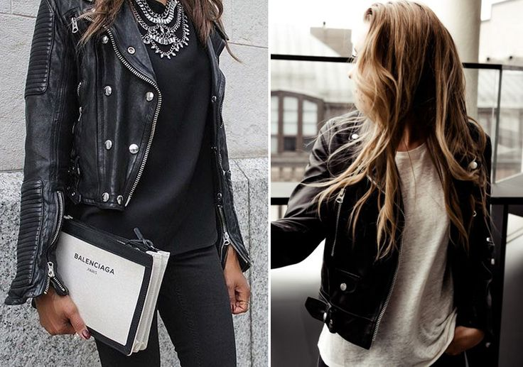 The Best Leather Jackets For Spring