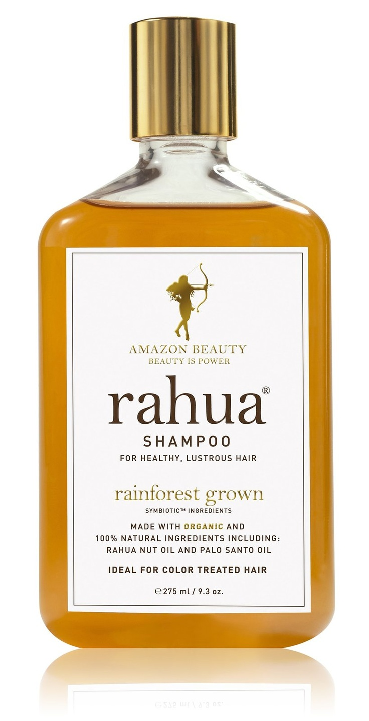 Kjaer Weis founder of Kjaer Weis makeup love this Rahua shampoo, so do i!!! Must have for your hair #rahuabeauty #rahua