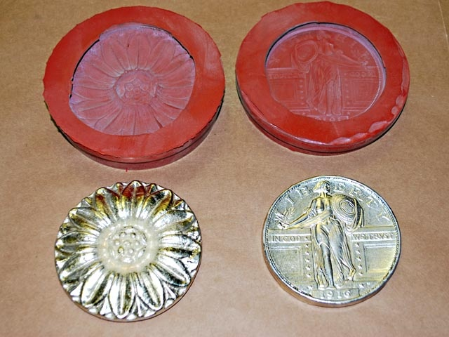 How To Cast Pewter Into Mold Max® 60 | Crafts - Pewter Casting | Diy