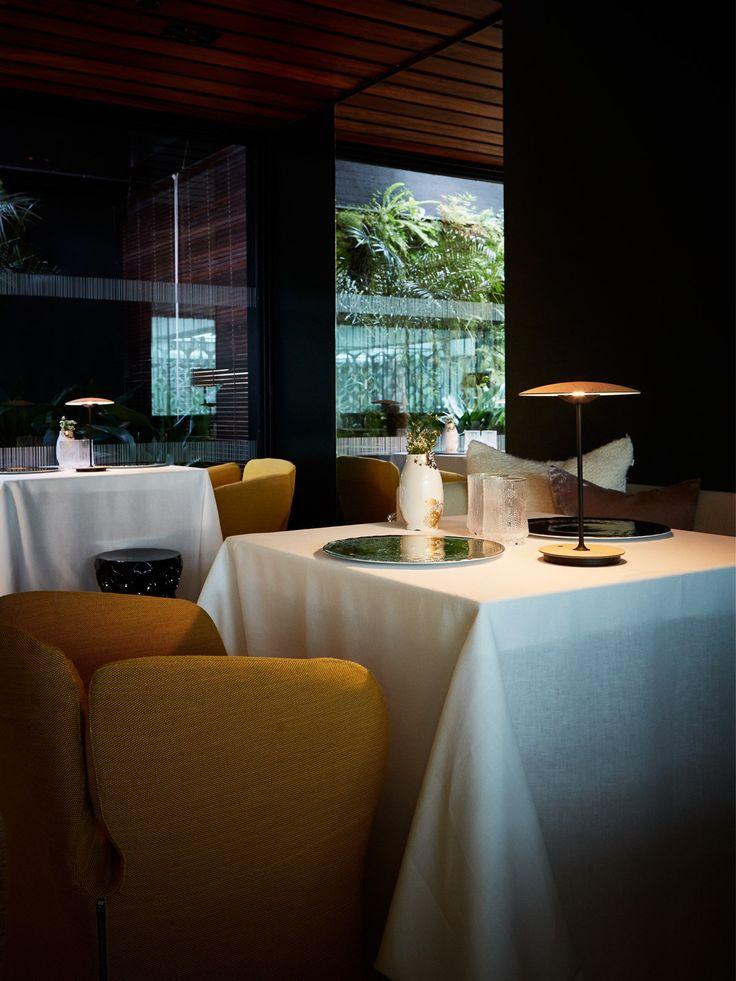 Transportable Aufladbare Tischleuchte Ginger 20 M, Spanisches Design Von  Marset. Designerlampen #lampen