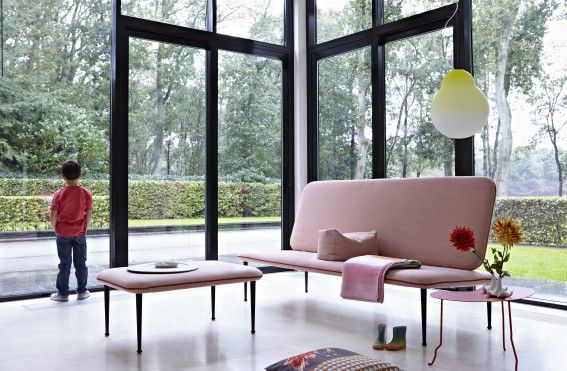 sofa by gelderland; design by bertjan pot: Favorite Places, Designi Stuff, Pink Interiors, Gelderland Sofas, De Rits, Groep 7640, Bertjan Pots, Rit Bertjanpot, Gelderland Groep