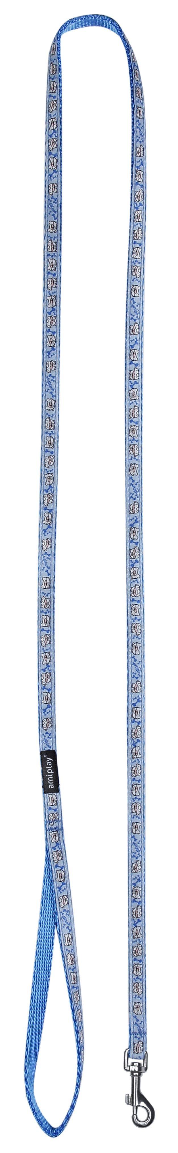 Amiplay Wink leash blue