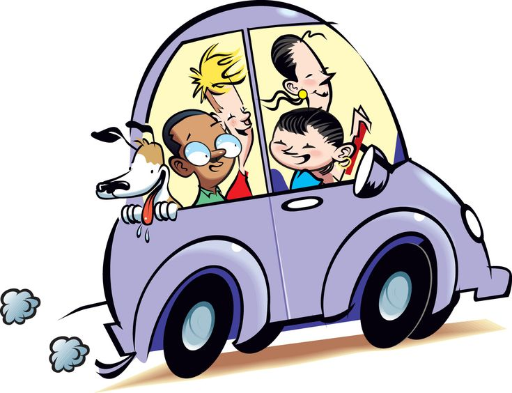 Family Car Clipart | Clipart Panda - Free Clipart Images