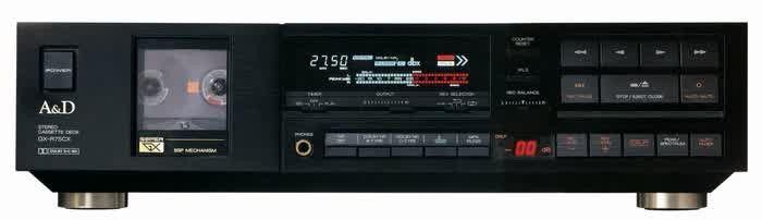 Tape - A&D GX-R75CX