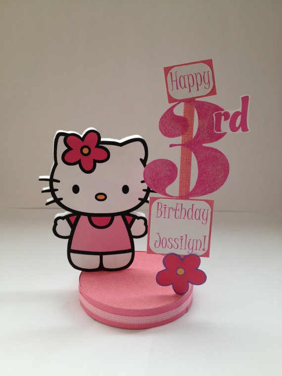 13 best Hello kitty zebra birthday party images on Pinterest