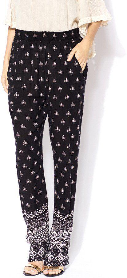 Pin for Later: 17 raisons de laisser votre jean fétiche de côté cet été ! Pantalon à motifs tribaux MinkPink MinkPink Native Nights Pants (32,34 € au lieu de 64,67 €)