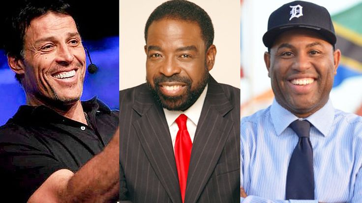 Top 10 Top Motivational speaker in the world? Is it Les Brown - Eric Thomas - Tony Robbins ? Who is the best motivation speaker?