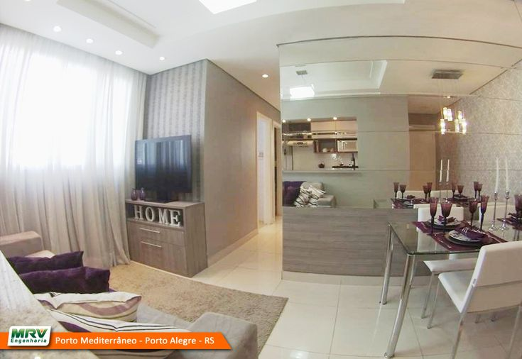 Apartamento Decorado 3 Dormit 243 Rios Do Porto Mediterr 226 Neo
