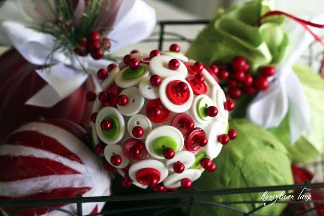 cosas queridos al corazón: Bolas de Navidad