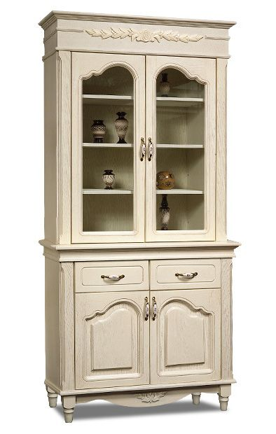 шкаф для посуды прованс - Пошук Google
