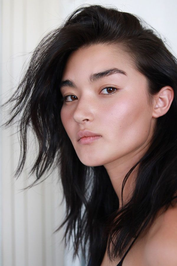 What to ask for: A mid-length cut with choppy layers.Easy, breezy, and super simple to style...