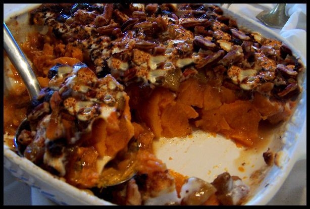Make and share this Candied Yams and Apple recipe from Food.com.
