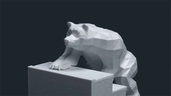 哀しき「3Dプリント・クマ」の動画 « WIRED.jp                                                                                                                                                      もっと見る