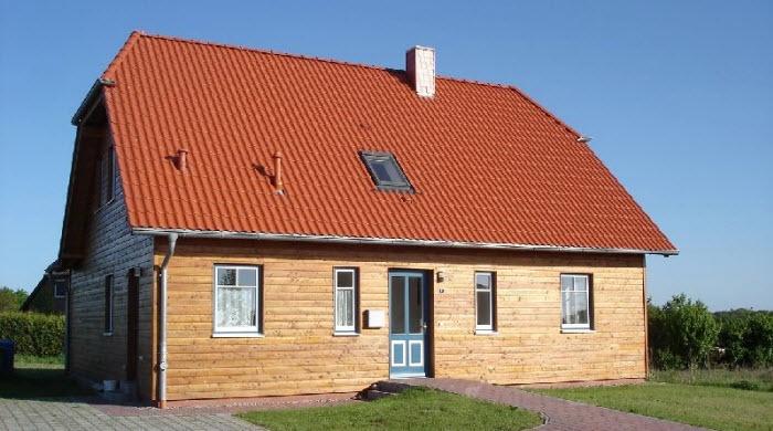 Ostsee Ferienhaus Rügen, Gustow