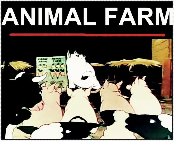 Essays animal farm review