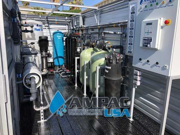 Emergency Portable Reverse Osmosis 20 000 Gpd 3 18m3 Hr In 2020 Reverse Osmosis Home Water Filtration Osmosis